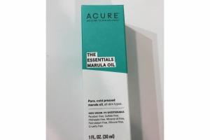 THE ESSENTIAL MARULA OIL