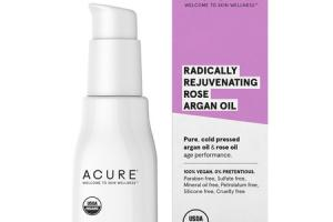 RADICALLY REJUVENATING ROSE ARGAN OIL