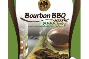 BOURBON BBQ SEASONED BEEF JERKY
