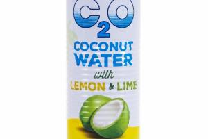 COCONUT WATER WITH LEMON & LIME