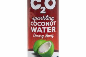 CHERRY BANG SPARKLING COCONUT WATER