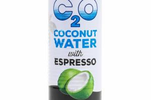 COCONUT WATER WITH ESPRESSO