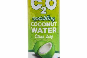 CITRUS ZING SPARKLING COCONUT WATER