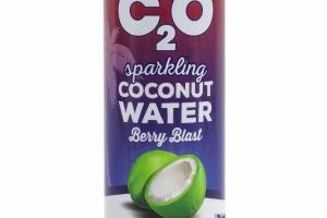 BERRY BLAST SPARKLING COCONUT WATER