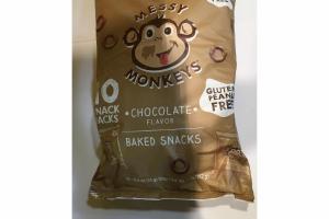 CHOCOLATE BAKED SNACKS
