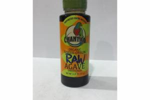 ORGANIC SINGLE-ORIGIN RAW AGAVE SWEETENER