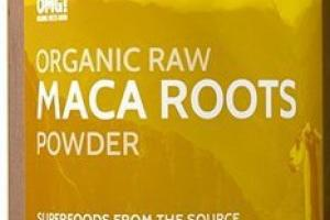 ORGANIC MACA ROOTS POWDER