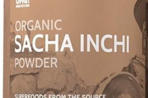 ORGANIC SACHA INCHI POWDER