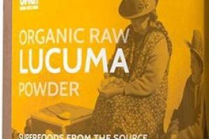 ORGANIC RAW LUCUMA POWDER