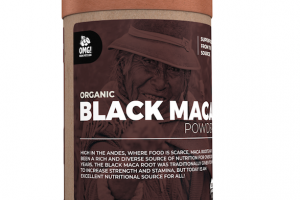 ORGANIC BLACK MACA POWDER