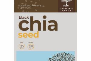 BLACK CHIA SEED ANCIENT AND POWERFUL SUPERFOODS