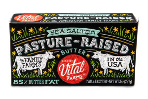 SEA SALTED BUTTER