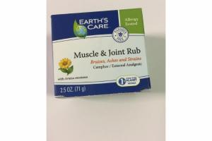 MUSCLE & JOINT RUB