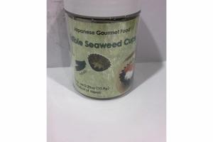 JAPANESE GOURMET FOOD EDIBLE SEAWEED CUPS