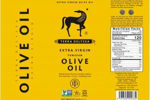 Extra Virgin Tunisian Olive Oil