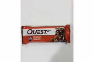 CHOCOLATE HAZELNUT PROTEIN BAR