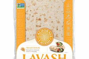 TRADITIONAL LAVASH FLATBREADS