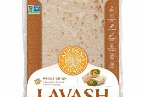 WHOLE GRAIN LAVASH FLATBREADS