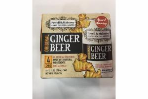 ORIGINAL GINGER BEER SPARKLING COCKTAIL MIXER