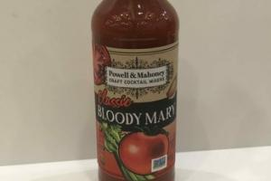 MEDIUM CLASSIC BLOODY MARY NON-ALCOHOLIC COCKTAIL MIXER
