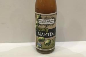 DIRTY MARTINI NON-ALCOHOLIC COCKTAIL MIXER