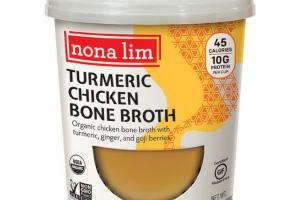 TURMERIC CHICKEN BONE BROTH
