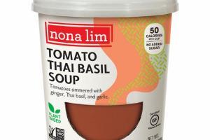 TOMATO THAI BASIL SOUP