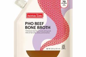 PHO BEEF BONE BROTH