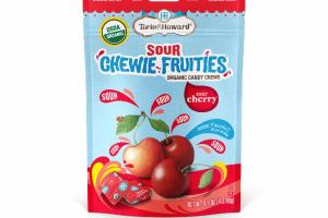 SOUR CHERRY ORGANIC CANDY CHEWS