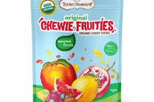 ASSORTED FLAVORS ORIGINAL ORGANIC CANDY CHEWS