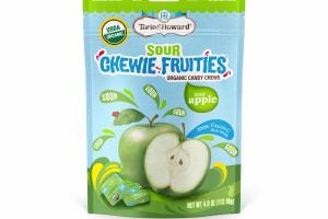 SOUR APPLE ORGANIC CANDY CHEWS