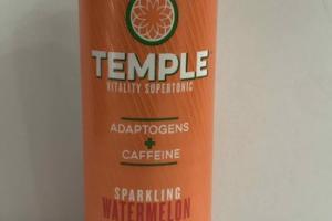 ORGANIC WATERMELON GINSENG ADAPTOGENS + CAFFEINE SPARKLING