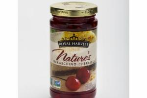 NATURE'S MARASCHINO CHERRIES