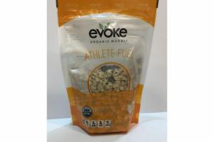ATHLETE FUEL ORGANIC MUESLI