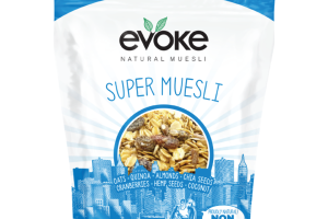 NATURAL SUPER MUESLI