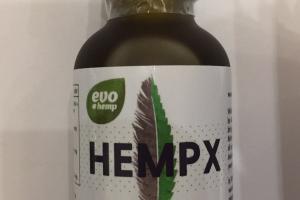 White Plume Hemp Dietary Supplement Tincture