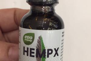 Hemp Extract White Plume Hemp Dietary Supplement Tincture
