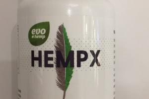 Hempx White Plume Hemp 25 Mg Dietary Supplement