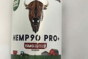 HEMP 90 PRO+ PROTEIN SUPPLEMENT