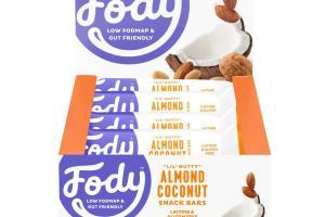 Almond Coconut Snack Bars