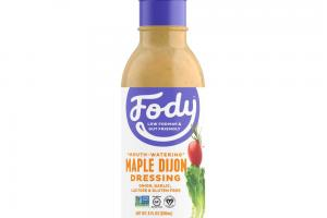 Maple Dijon Dressing