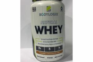 CARAMEL CHOCOLATE CHIP NATURAL WHEY DIETARY SUPPLEMENT