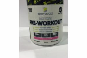 PINK LEMONADE NATURAL PRE-WORKOUT DIETARY SUPPLEMENT