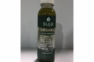UBER GREENS ORGANIC COLD - PRESSED VEGETABLE & FRUIT JUICE DRINK