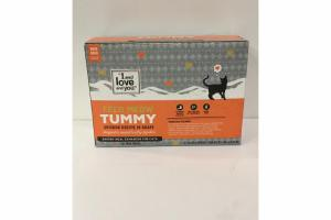 TUMMY CHICKEN RECIPE IN GRAVY SAVORY MEAL ENHANCER FOR CATS