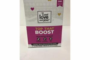 TOP THAT BOOST DUCK RECIPE IN GRAVY SAVORY MEAL ENHANCER FOR DOGS