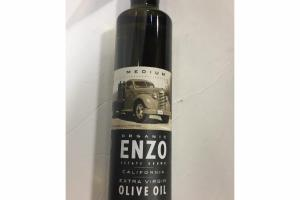 MEDIUM ORGANIC EXTRA VIRGIN OLIVE OIL
