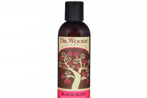 BLACK SOAP FACIAL CLEANSER FOR ALL SKIN TYPES