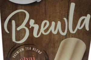 CHAI LATTE PREMIUM TEA BLEND ICE CREAM BARS