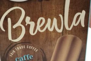 CAFFE LATTE ICE CREAM BARS
